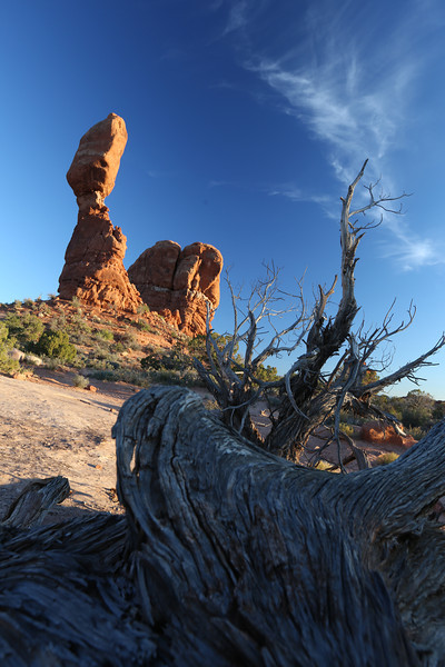 Balanced Rock, Aches National Park, UT