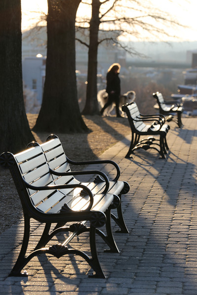 Park Benches, Baltimore, MD