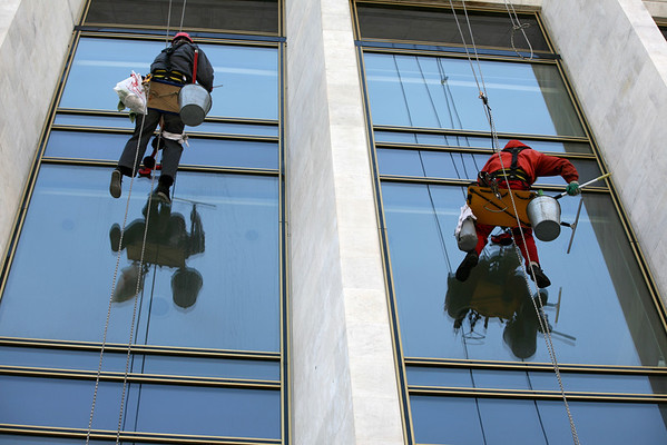 Window Cleaners, Kremlin Palace