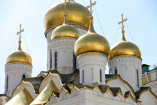 The Annunciation Cathedral, Kremlin Palace